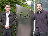 Supporting the executive team of Chemoform AG since the beginning of June: Michael Knauer (left) and Michael Klindt.